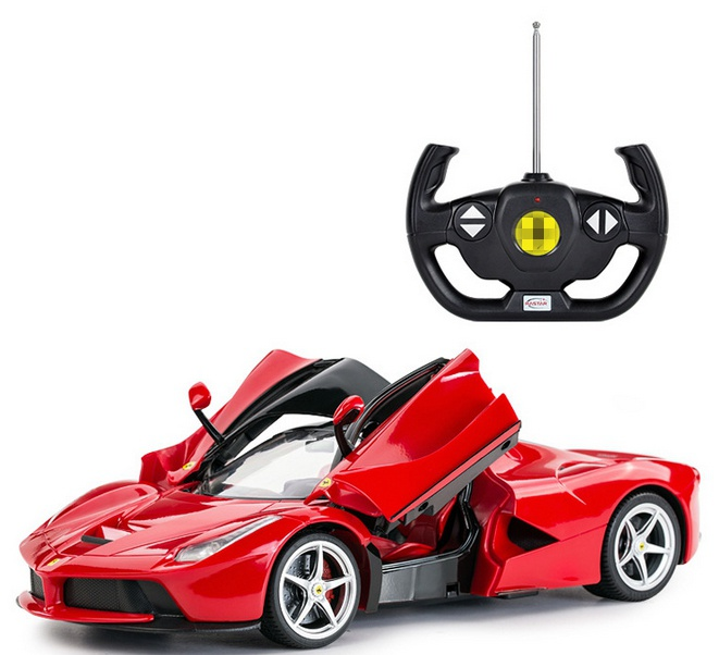 New car fans gift 1/14 lf rc electric drift car remote control vehicle openable wing door model racing toys model hot juguetes three wheels smart electric scooter hoverboard drift car mini drift vehicle 36v lithium battery electric car gift for kids new