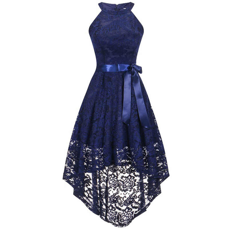 cefd31598c17d Women New Year Clothes Teenager Lace Dress 2019 Elegance ...