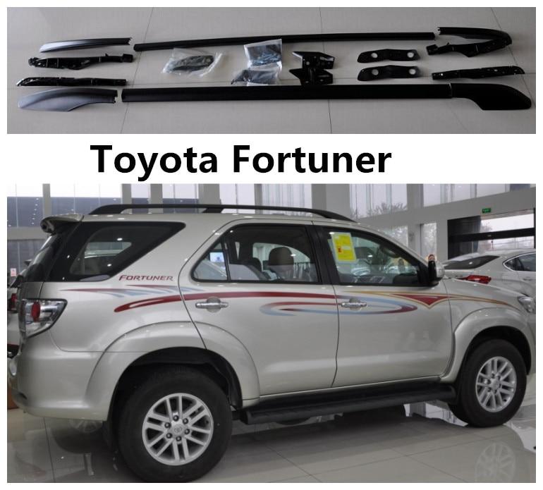 Car Roof Racks Luggage Rack Bar For Toyota Fortuner 2012