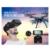 RC Helicóptero Real-tempo de Transmissão X5C Drone Com Câmera de 2MP HD 2.4G rc toys 4 ch giroscópio de 6 eixos quadcopter com câmera zangão