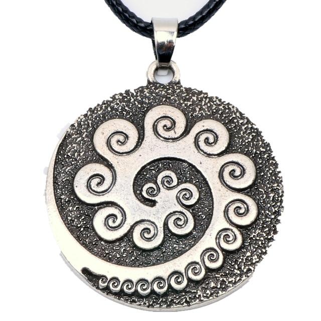 Aboriginal koru necklace pendant maori twist symbol mask manaia aboriginal koru necklace pendant maori twist symbol mask manaia tribal new zealand gift for men women aloadofball Choice Image