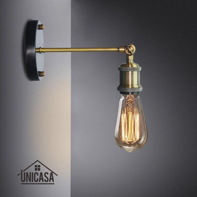 Vintage applique da parete della cucina hall bagno antico for Mondo convenienza illuminazione