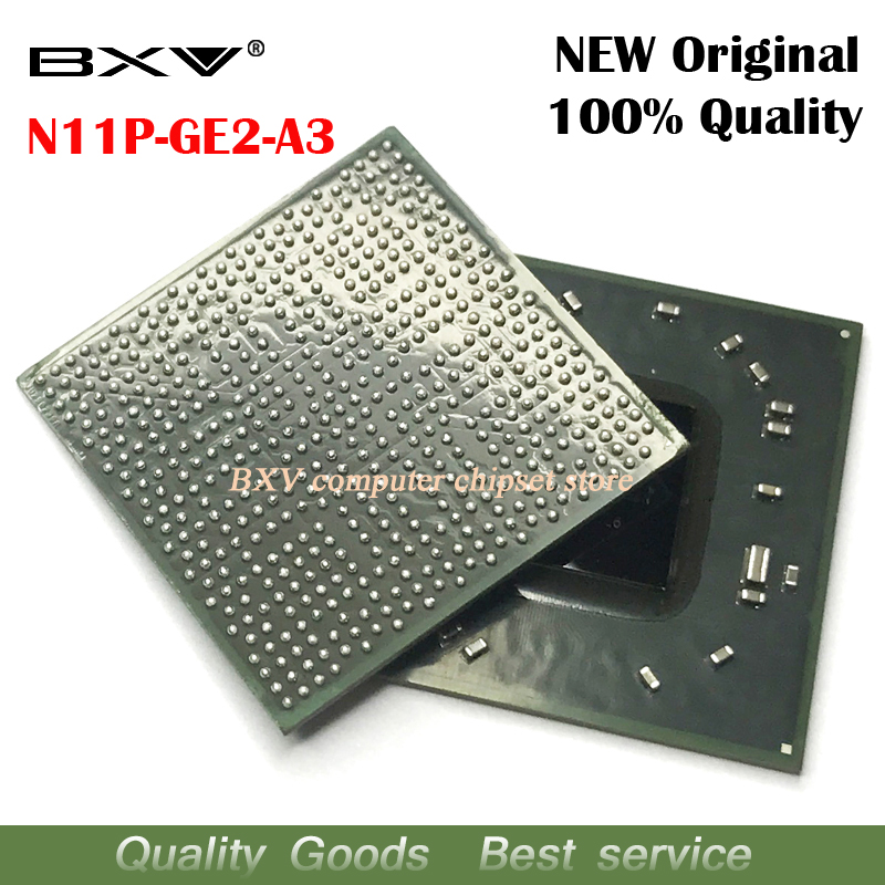 N11P-GE2-A3 N11P GE2 A3  100% original new BGA chipset free shipping with full tracking messageN11P-GE2-A3 N11P GE2 A3  100% original new BGA chipset free shipping with full tracking message