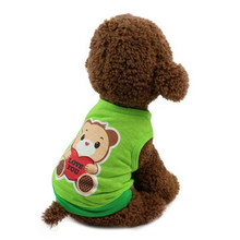 Pet dog Vest Costumes Clothing