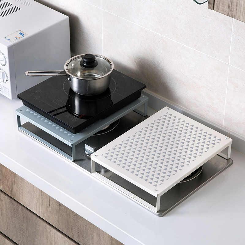 Rack Storage Over Microwave Oven
