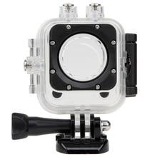 Водонепроницаемый Чехол Коробка для SJCAM M10 Подводный Бокс Корпус Чехол для M10 Wifi SJCAM HD 1080 P Действий Камеры аксессуары