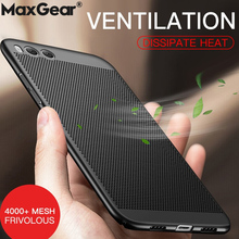MaxGear Ultra Slim Grid Heat Dissipate Cover Case For Xiaomi