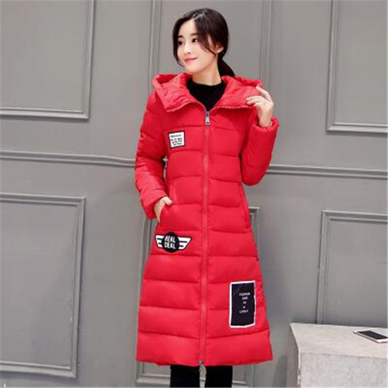 Taille Hiver pink Cultiver Sa De 2017 army Belle Grande Moralité Vêtements Green Épais Étudiants Costume Bh048 black gray Veste Red Itxq1ASAw