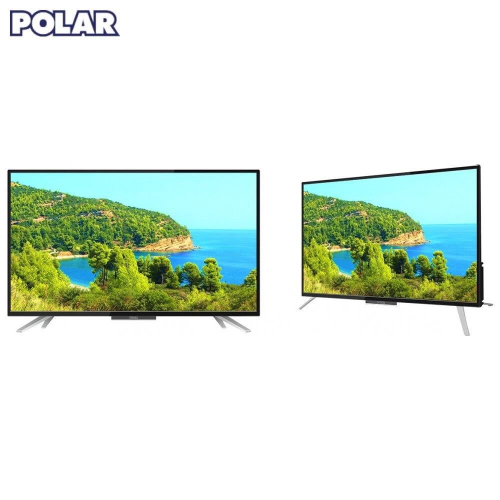 LED Television POLAR P55L35T2CSM Consumer Electronics Home Audio Video Equipments Smart TV бесплатная доставка горячей продажи smart electronics integrated circuit lm48823tlx nopb ic amp audio pwr mono ab 16 10usmd lm48823tlx 48823 lm4