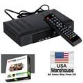 EE. UU. Canadá México HD Digital Terrestre Antena ATSC CONVERTIDOR de Señal sintonizador RECEPTOR 1080 P Set Top BOX TV HDMI USB PVR Record