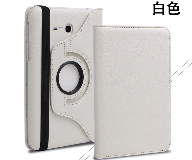 3 in 1 High Quality For SAMSUNG GALAXY TAB 3 LITE 7 T111 T110 Case Pu Leather cover + Stylus + Screen Film