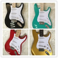 Electric guitar/2019 new ermik st guitar/more color/guitar in china/free shipping