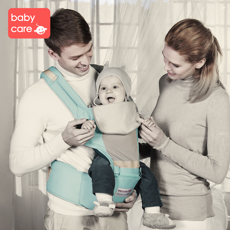 Babycare Multi-function Carrier Baby Front-holding Waist Stool Four seasons Breathable belt
