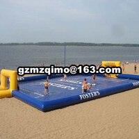 Надувное футбольное поле для детей, хорошая надувная игра для семьи с Заводской ценой