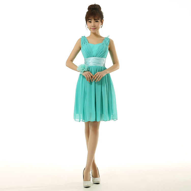 Turquoise Cocktail Dress Promotion-Shop for Promotional Turquoise ...