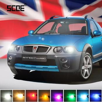 El Rover MG TF/ZR/ZS/ZT Streetwise SCOE 2 x Super brillante frente aparcamiento intermitentes delanteros bombilla lámpara de estilo de coche