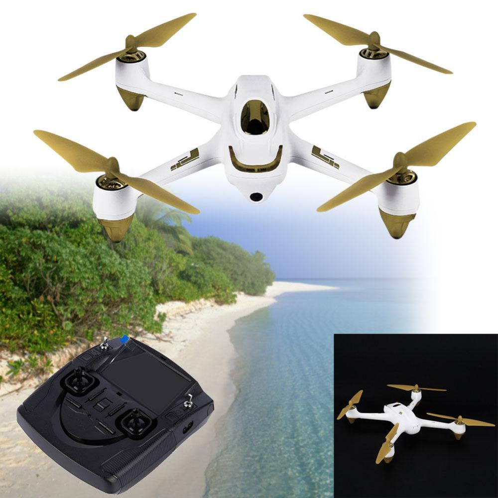 Aircraft   H501S X4 FPV Brushless For Quadcopter w/ 1080P Camera White