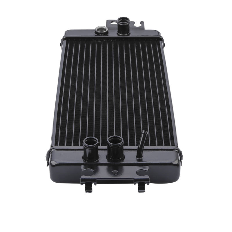 Black Aluminum Engine Radiator Cooler Cooling For Suzuki VZ800 VZ 800 2005 2009 06 09