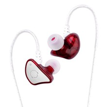 Wired 3.5mm Headphone TOP Quality Metal Earphone In- Ear Phones For Iphone Samsung MP3 With Mic Headset In-Ear Stereo Earbuds цена 2017