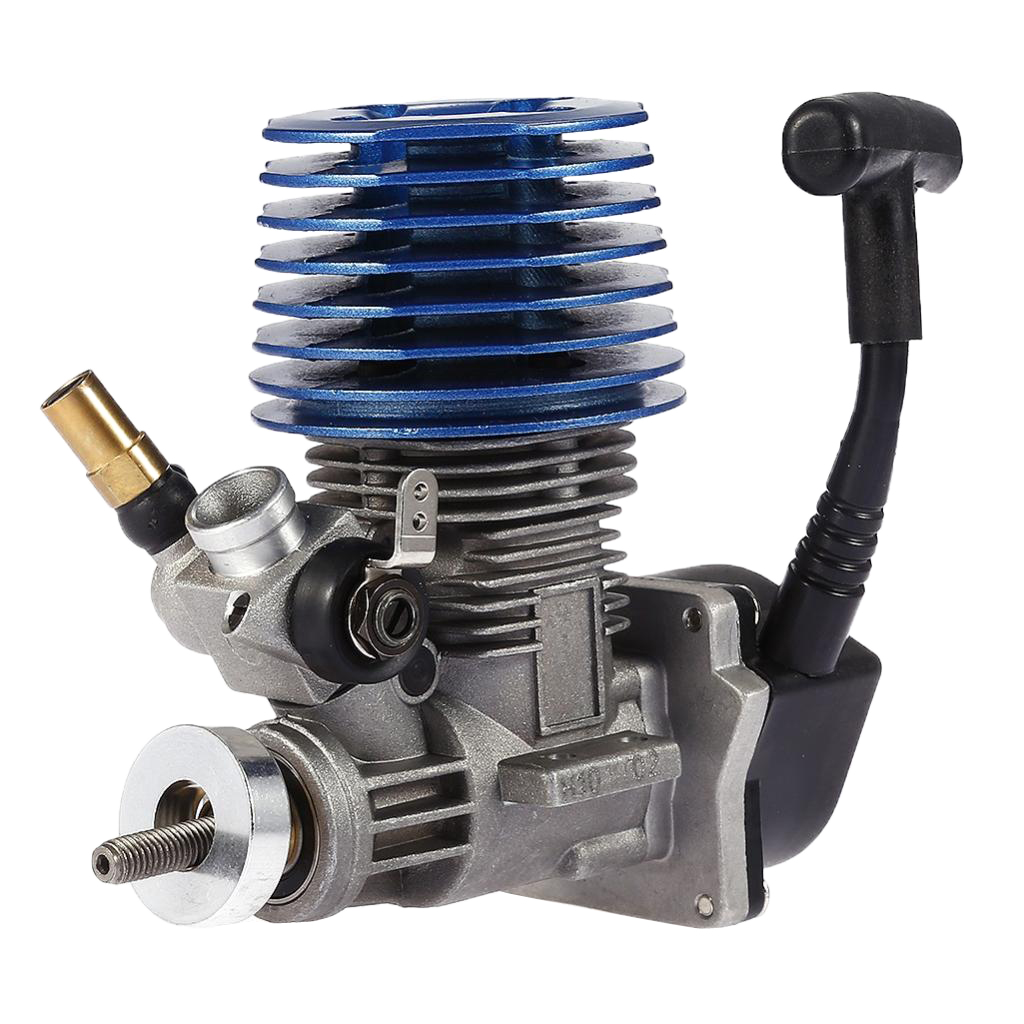 SH 18 2.74cc 2-stroke Pull Start Engine for 1/10 HSP HPI Redcat Hobao Traxxas RC Nitro Buggy Truggy Truck 10pcs lot hot spark glow plugs 3 n3 engine parts for 1 8 1 10 rc nitro buggy monster truck fit traxxas redcat hsp 70117