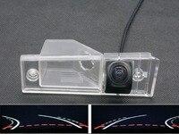 Trajectory Tracks 1080P Fisheye Lens Car Parking Rear view Camera for KIA Sedona VQ (China) Carnival R (South Korea) 2006~2014
