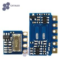 Mini 3.3V RF 433MHz Transmitter Receiver Module Wireless Link Kit for Arduino / 3.3V MCU