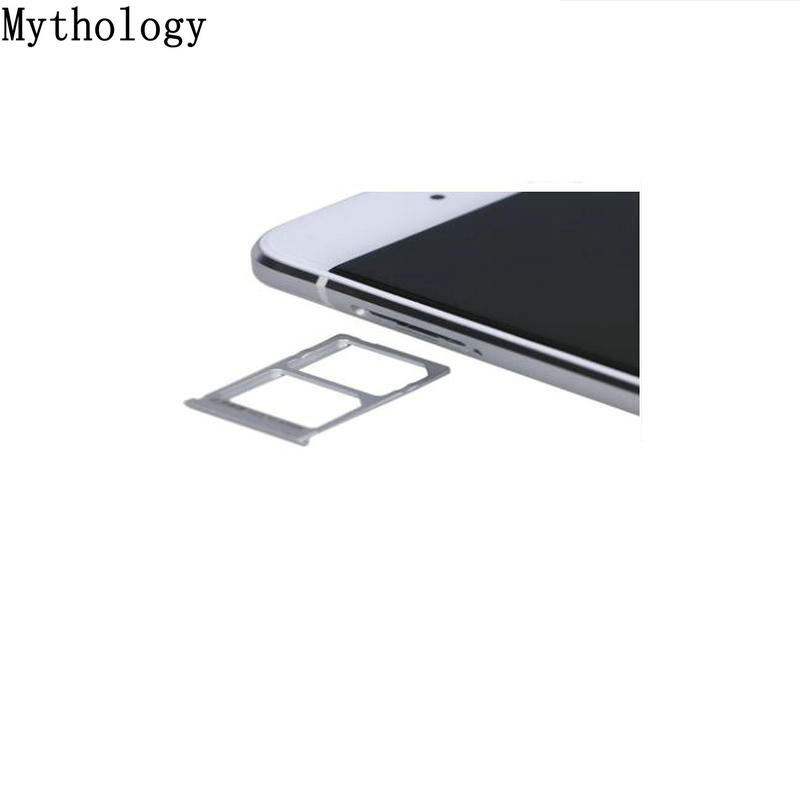 Mythology For Original Xiaomi Mi 5S Sim Card Adapters Holder Tray Card Slot Mi5S 5.15 Inch Mobile Phone Sim Cards Adapters