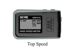 SKYRC GSM-015 GNSS GPS Speed Mete High Precision GPS Speed Meter for RC Drones FPV Multirotor Quadcopter Airplane Helicopter New