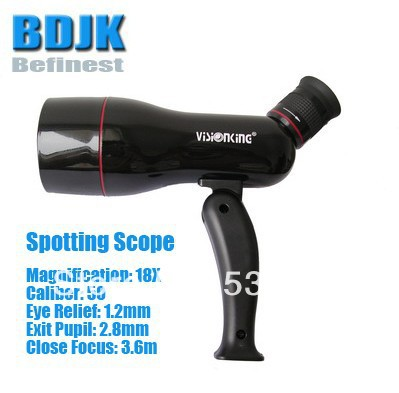 Spotting Scope with 18X Magnification and 50 Objective цена