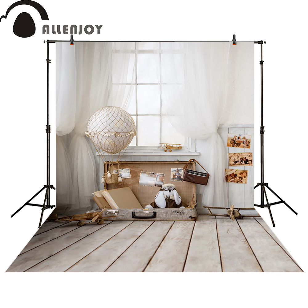 Allenjoy background photography children toy house baby shower box window photo studio props photobooth photocall allenjoy baby background photo studio 6 5x10ft 200x300cm cinderella photography background leading to the castle pano de fundo