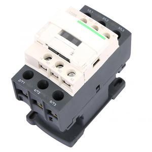 Image 3 - AC Contactor 3 Poles Coil Contactor 220V 25A/32A/38A 50/60Hz Coil Motor Starter Relay