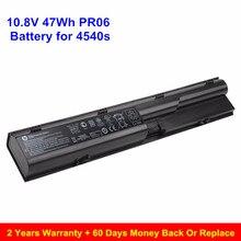47WH PR06 Battery for HP Probook 4330s 4331s 4430s 4431s 4530s 4535s 4540s 4730s 633805-001 Notebook Battery