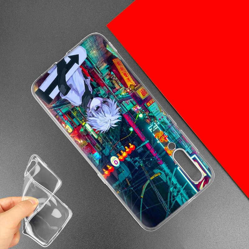 Hunter x охотников чехол для Xiaomi Redmi Note 7 фотоаппаратов моментальной печати 7S K20 Y3 GO S2 6 6A 7A 5 Pro mi играть A1 A2 8 Lite Poco F1 силиконовый чехол для телефона