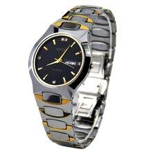Lover s Wrist watches for women men Luxury brand Watch waterproof wolfram Steel tungsten with Automatic