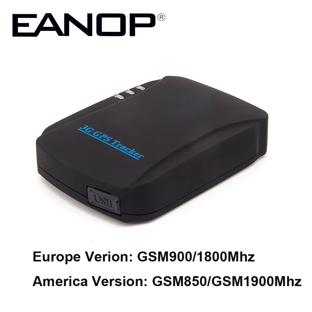 EANOP EN207 GPS Tracker 3G 4G GSM GPRS Real-Time Vehicle Trackers Security Alarm System Monitor For Benz, Ford, Toyota ETC gprs real time fingerprint access guard tour system