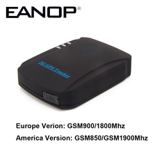 EANOP EN207 GPS Tracker 3G 4G GSM GPRS Real Time Vehicle Trackers Security Alarm System Monitor