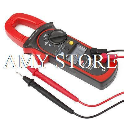 Uni-Trend UT204 Auto-ranging AC 400 Amp Digital Handheld Clamp MeterUni-Trend UT204 Auto-ranging AC 400 Amp Digital Handheld Clamp Meter