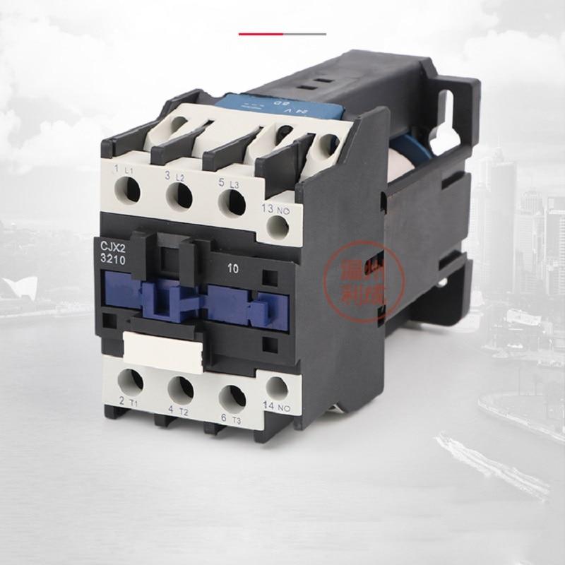 Contacteur CC CJX2-3210Z DC12V 24 V 48 V 110 V LP1-3210 DC