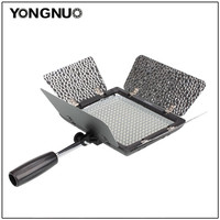 Yongnuo YN300 YN 300 3200k 5500K CRI95 Camera Photo LED Video Light Optional with AC Power Adapte