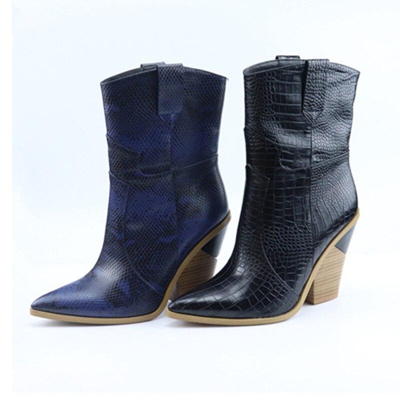 708502ea775 See more. Similar products. See more · Sarairis 2019 Plus Size 33-46  Fashion Dropship Hoof High Heels Mid Calf Boots Woman Shoes ...