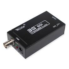 Wiistar חדש הגעה SDI כדי HDMI תואם אודיו וידאו ממיר BNC כדי HDMI מתאם HD 3G עבור צג HDTV