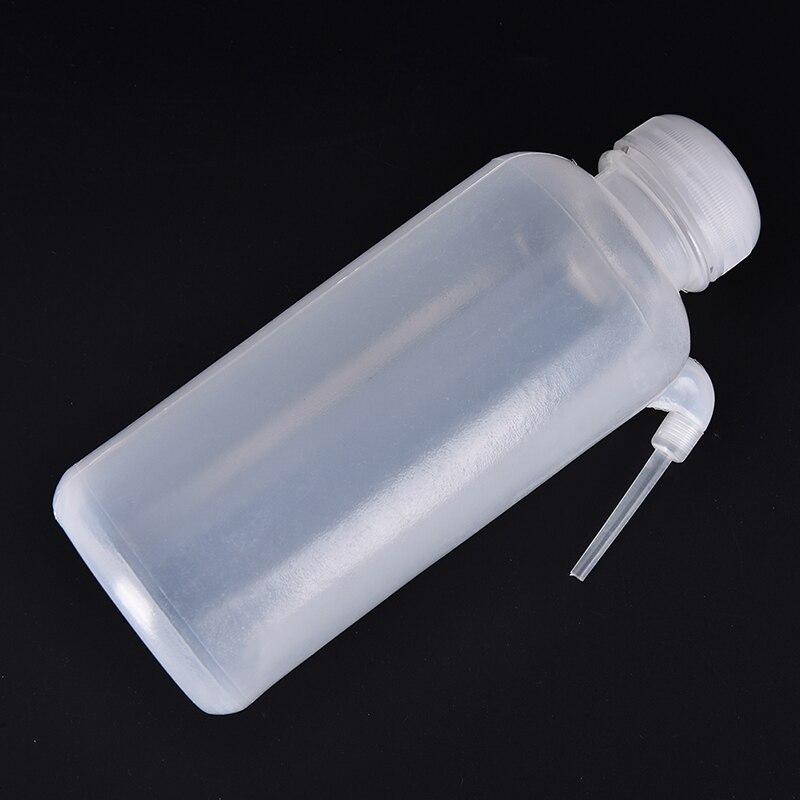 500 мл прозрачный белый пластик татуировки Диффузор стирка Squeeze многоразовая бутылка с пульверизатором зеленый мыло питания сбоку трубки яс...
