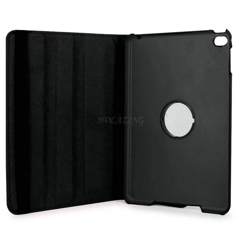 360 Rotation Multi Angle Stand Anti-Shock Drop PU Leather Cover For Ipad Pro 10.5