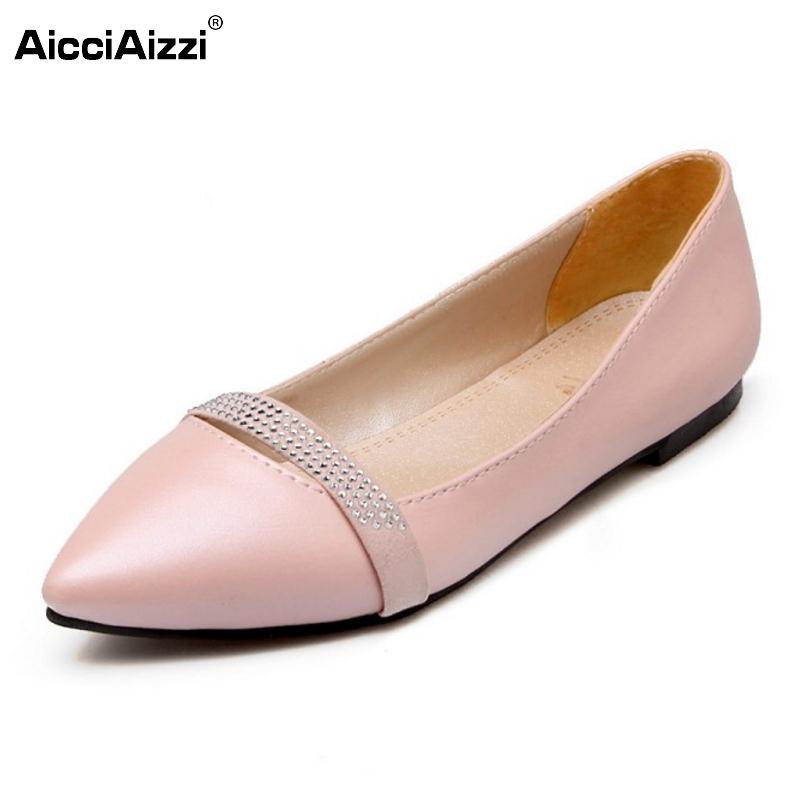 Plus Size 30-50 Vintage Women Flat Shoes Fashion Ladies Pointed Toe Comfortable Female Slip-on Casual Ladies Shoes Zapatos Mujer sweet women high quality bowtie pointed toe flock flat shoes women casual summer ladies slip on casual zapatos mujer bt123