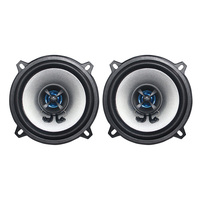 2Pcs 5 Inch 2 Way Coaxial Car Speaker 80W Stereo Hifi Audio Music Speaker Vehicle Door Auto Loudspeaker For Sound System