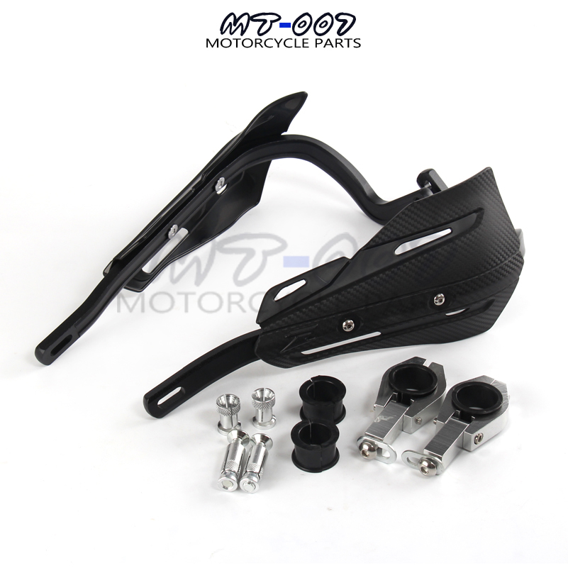 7 8 quot 22mm Or 1 1 8 28mm handguards Hand Guards for CR CRF YZF KXF RMZ BSE Dirt Bike MX Motocross Enduro Supermoto OFF ROAD in Falling Protection from Automobiles amp Motorcycles