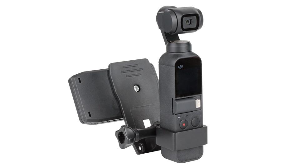 Ulanzi OP2 Gimbal Accessories for Dji Osmo Pocket Vertical Gimbal Base Holder Fixed Mount 1/4 Screw USB Charging Port Type-C 17