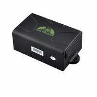 TK104 Long standby Magnetic base Car GSM GPS Tracker with Immobilizer function