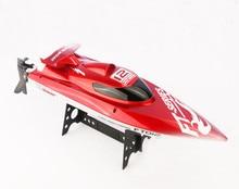 Hot Menjual Baru FT012 2.4G Brushless RC Racing Boat RTR F15277 rc kapal Speedboat FT009 Upgrade Merah & hitam & perahu sebagai hadiah terbaik