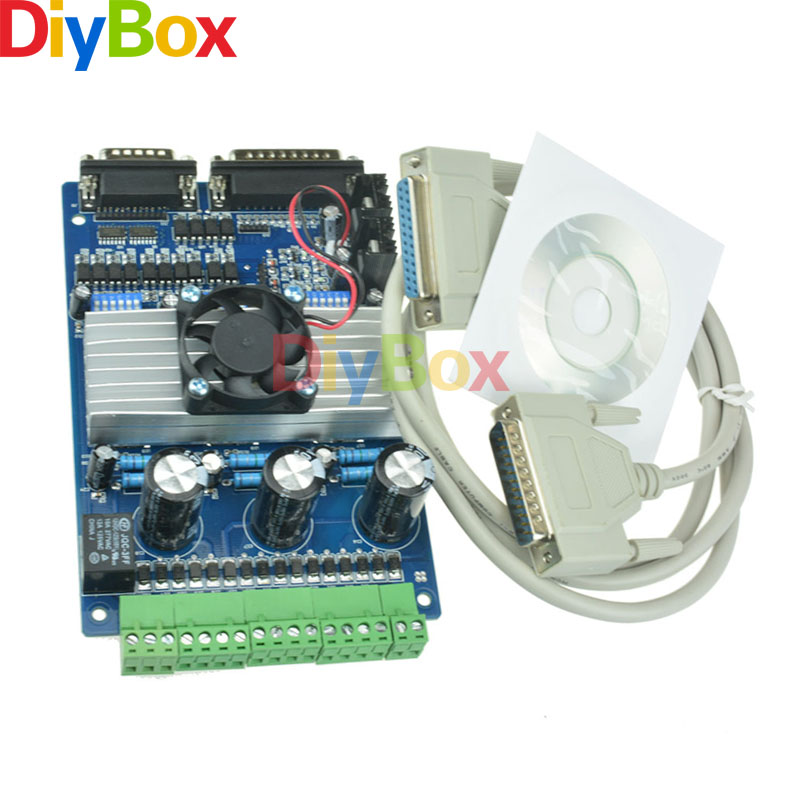 3 Axis CNC Step Motor Drive Controller Board 3.5A TB6560